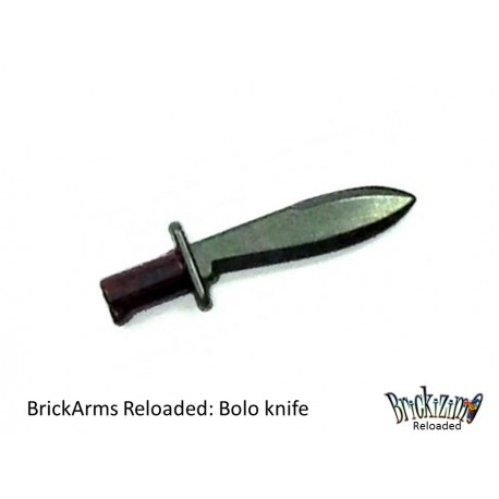 BrickArms Reloaded: Bolo Knife