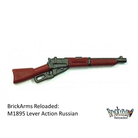 BrickArms Reloaded: M1895