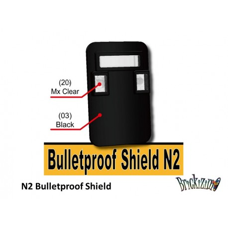 S.W.A.T. N2 Bulletproof Shield