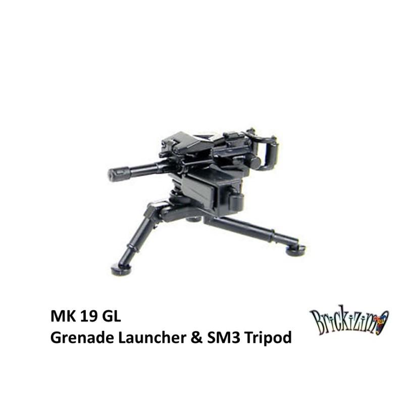 Mk19 GL met Tripod