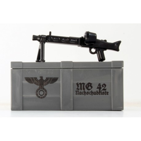 BrickArms Crate MG42