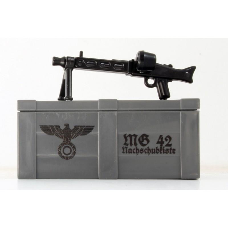 BrickArms Kiste MG42