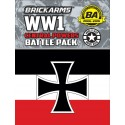 BrickArms WW1 Central Powers Battle Pack