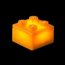 2×2 Steen - Standaard