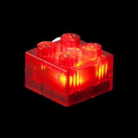 2×2 Brick - Transparant