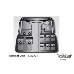 Tactical Vest - S.W.A.T.