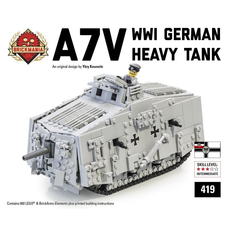 A7V Tank