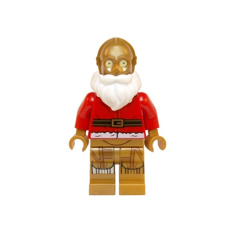 C-3PO Santa
