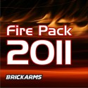 BrickArms Fire Pack
