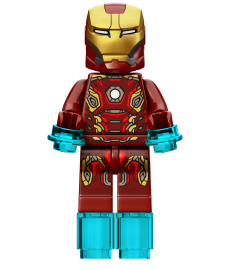 Iron Man Mark 42 Armor