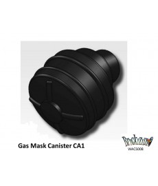 Gas Mask - Black