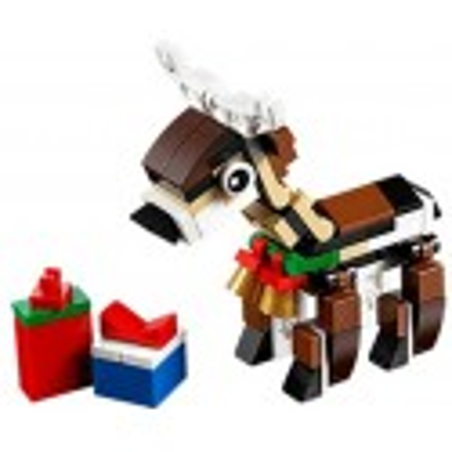 LEGO ® Rentier