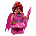 Pink Power Batgirl