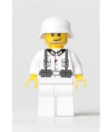 Infantry Soldier - white