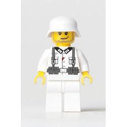 Infanterie Soldat - Weiß