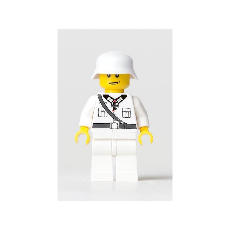 Oberstleutnant - wit