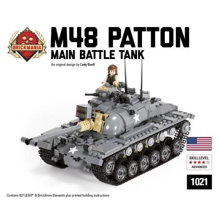 M48 Patton Main Battle Tank