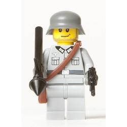 Wehrmacht Soldat mit Panzerfaust