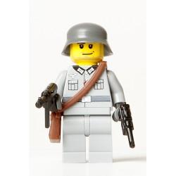 Wehrmacht Soldat mit MP40