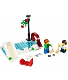 LEGO ® Winter Skating