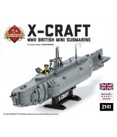 X-Craft British Minisub