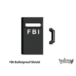 Politie Bulletproof Shield