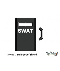 Police Bulletproof Shield