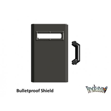 Bulletproof Shield