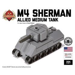 M4 Sherman - Micro-tank