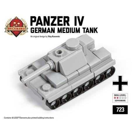 Panzer IV - Micro-tank