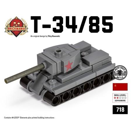 T-34/85 - Micro-tank