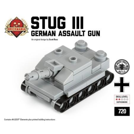 StuG III - Micro-tank