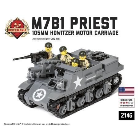 M7B1 Priest