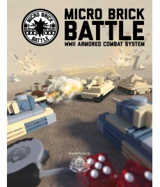 WWII Armored Combat System Book - Building Instructions