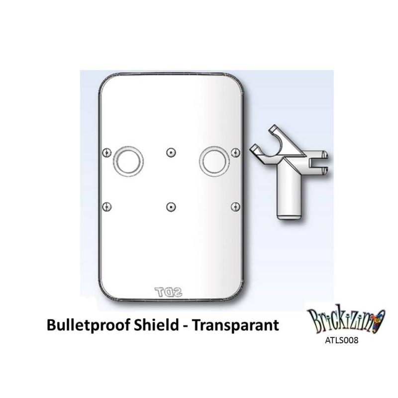 Schild - Transparant