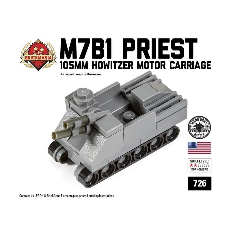 M7 Priest - Micro-tank