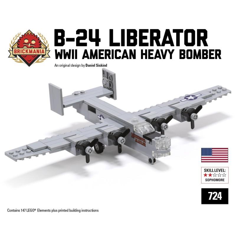 B-24 Liberator - Micro-plane