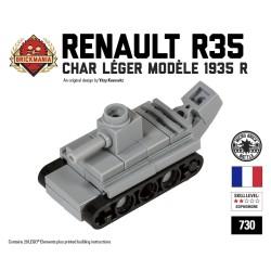 Renault R35 - Micro-tank