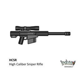 HCSR Sniper Gun