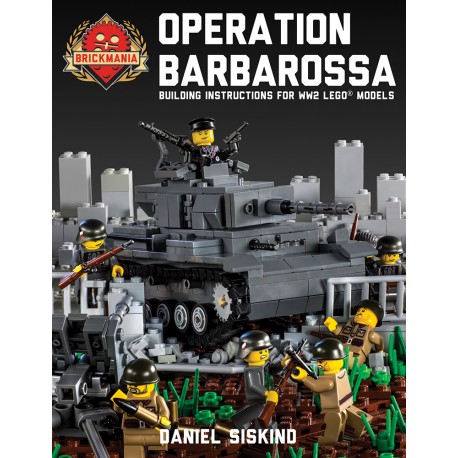 Operation Barbarossa - Building Instructions