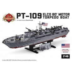PT-109 - Elco 80' Motor Torpedo Boat