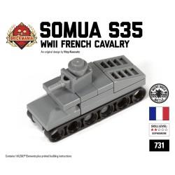 Somua S35 - Micro-tank