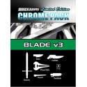 BrickArms Chrome Blade v3 Pack