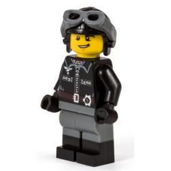 WWII Deutsche Pilot