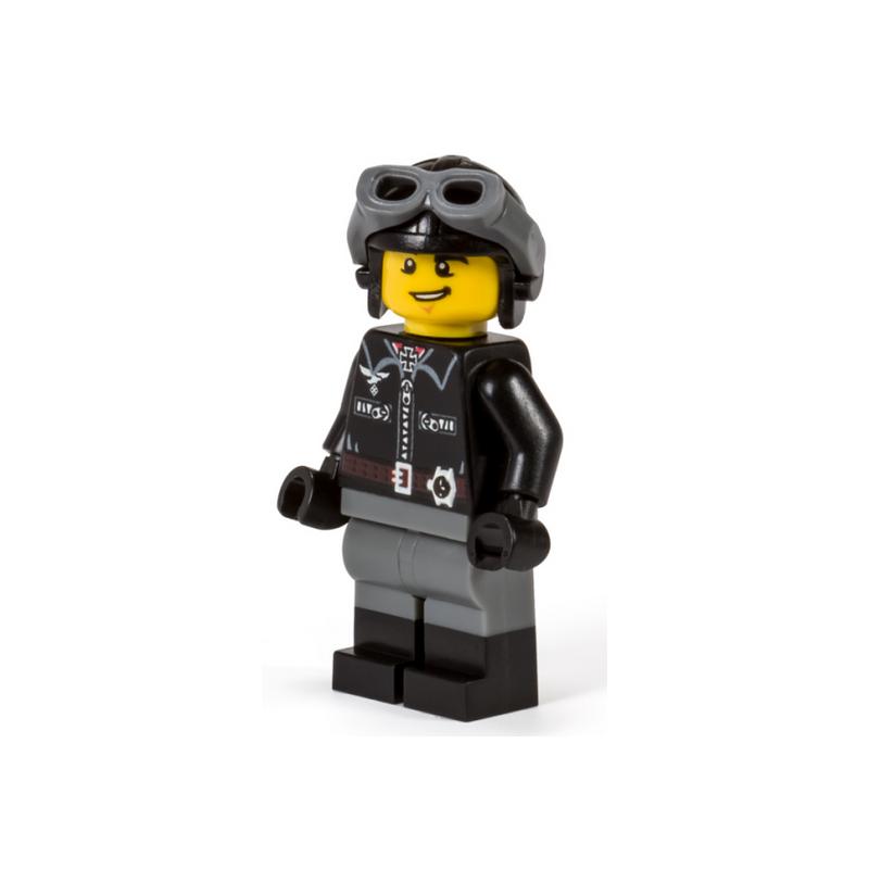 WWII German Pilot