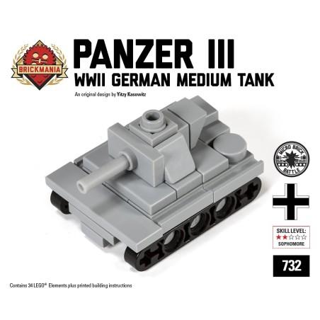 Panzer III - Micro-tank