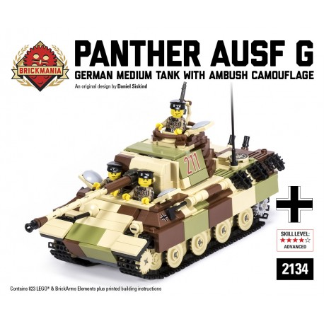 Panther Ausf G (Exclusive Tan Edition)