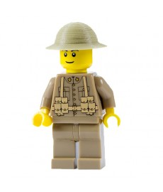 WWI Canadian Soldier - Minifig Battlefields