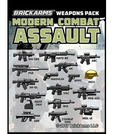 Modern Combat Pack - Assault Pack