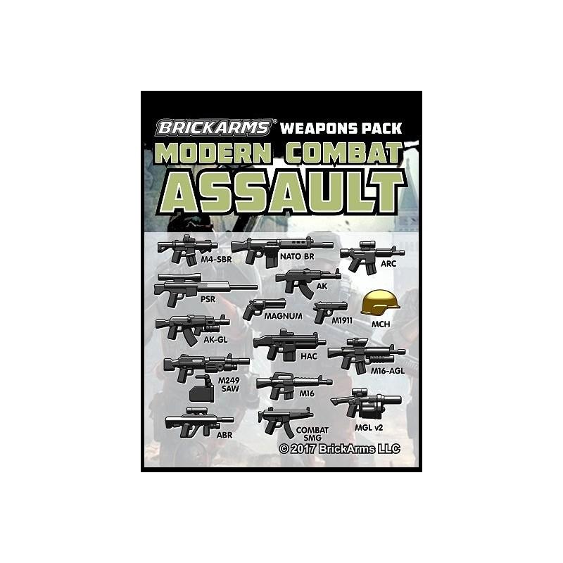 Modern Combat Pack - Assault Pack